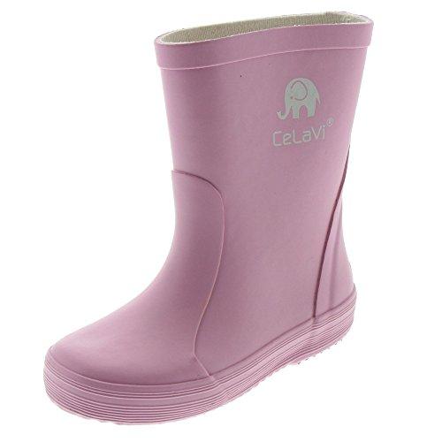 Celavi Basic Wellies Rain Boot, Cyclamen, 26 EU