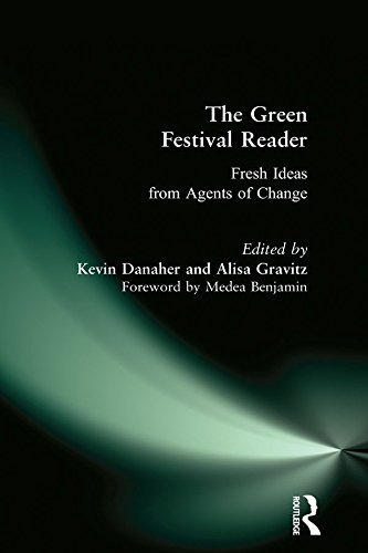 Green Festival Reader: Fresh Ideas from Agents of Change (English Edition)