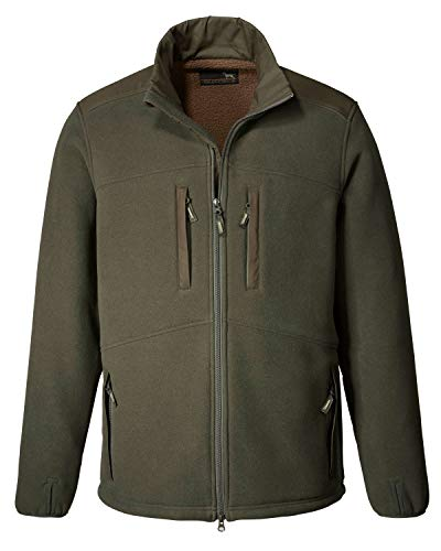 PARFORCE Technic-Fleecejacke II PS 5000 Oliv L