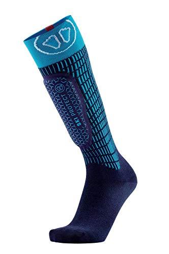 Sidas Skisocken Ski Protect-Socken, Blue, S(37-38), CSOSKPROT19_MV