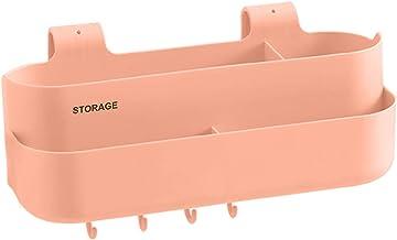 djim45aoy Bedside Basket Student Dormitory Bedside Basket Multifunctional for Household Lotus Pink