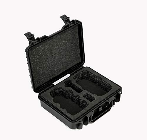 Linghuang Maleta Rígida para dji Mavic Mini Caja de Seguridad de Almacenamiento Portátil al Aire Libre para Drones y Accesorios 24 * 17 * 9 CM