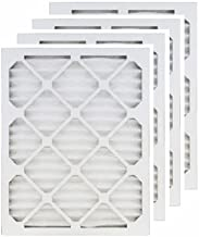 24x30x1 (23.5x29.5) MERV 8 Air Filter/Furnace Filters (4 pack)