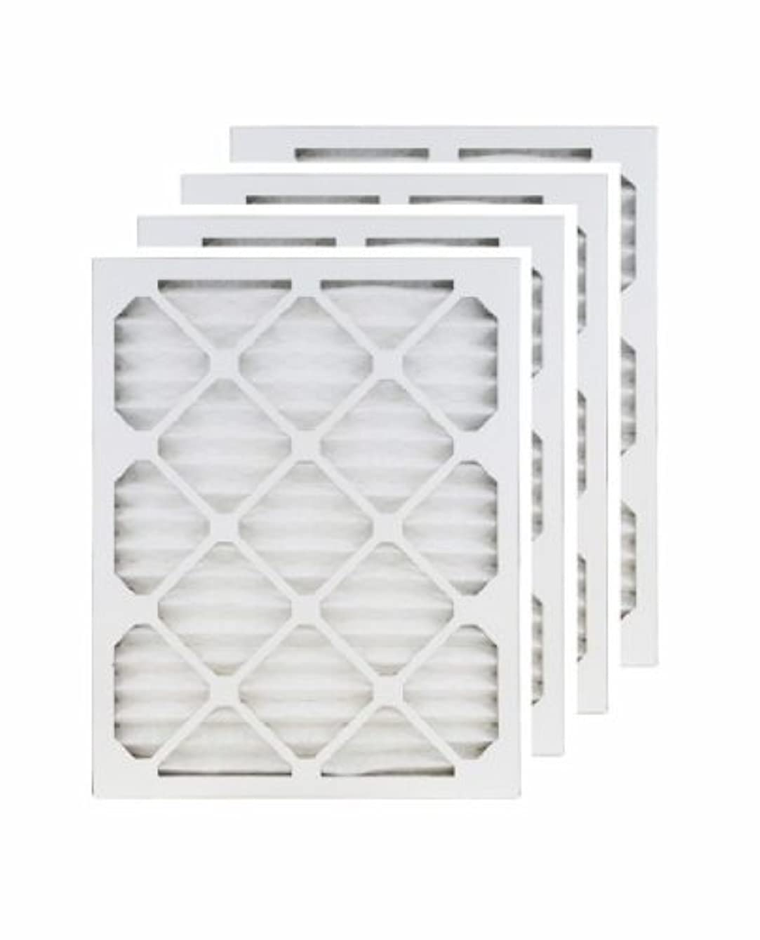 20x30x1 (19.5x29.5) MERV 13 Air Filter/Furnace Filters (4 pack) okfxppldqgpxy65