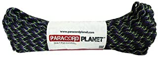 PARACORD PLANET Mil-Spec Commercial Grade 550lb Type III Nylon Zombie Paracord