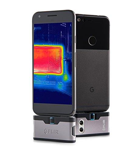 Flir One - Cámara térmica para Dispositivos Android USB-C- Versión 3