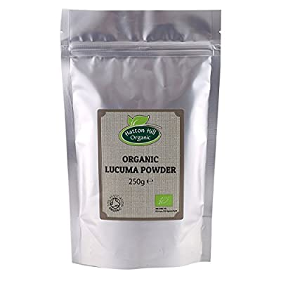Organic Lucuma Powder 250g by Hatton Hill Organic - Free UK Delivery from Hatton Hill Organic