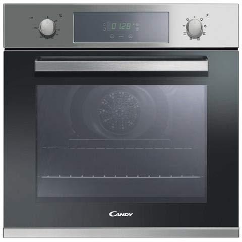 Candy FCP605XL forno Forno elettrico 65 L Acciaio inossidabile A+