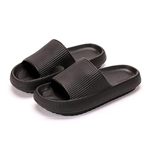 N\C Zapatillas, Ducha para Hombres y Mujeres, Cocina de baño de Gran Elasticidad de Secado rápido Suave, Zapatillas de Gimnasio para Piscina para Interiores y Exteriores