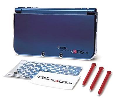 PowerA new Nintendo 3DS XL 7-in-1 Starter Kit (Nintendo 3DS/3DS XL)