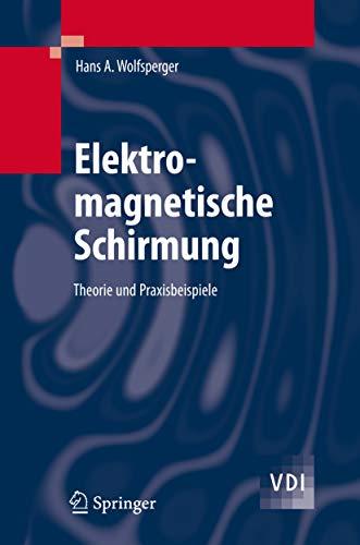 Elektromagnetische Schirmung: Theorie und Praxisbeispiele (VDI-Buch)