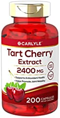Harvested in Indian summer before the ground is frozen and packed with flavonoids and hesperidin The sour Tart Cherry is often a treatment in teas, ginger, syrups and other liquids versus tablets This little vitamin pill is packed with antioxidants C...