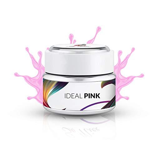So Nice - Gel de relleno para uñas UV LED Ideal Pink, 30 g
