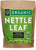 Organic Nettle Leaf | Herbal Tea (200+ Cups) | Cut & Sifted | 16oz...