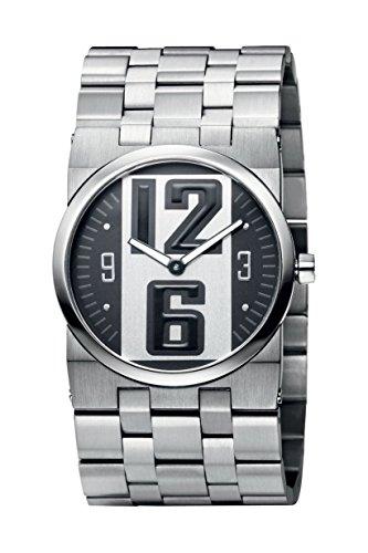 Bruno Banani Herren-Armbanduhr XL Myro Analog Edelstahl BR21011