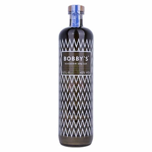 Bobby\'s Schiedam Dry Gin 42,00{bdef0055a5796c90f81b1a8f1db9457192af6ed7c082e24d283bdb4a1ab719ae} 0,70 Liter