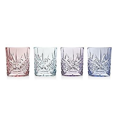 Godinger Silver Art Dublin Blush Set OF 4 Dofs