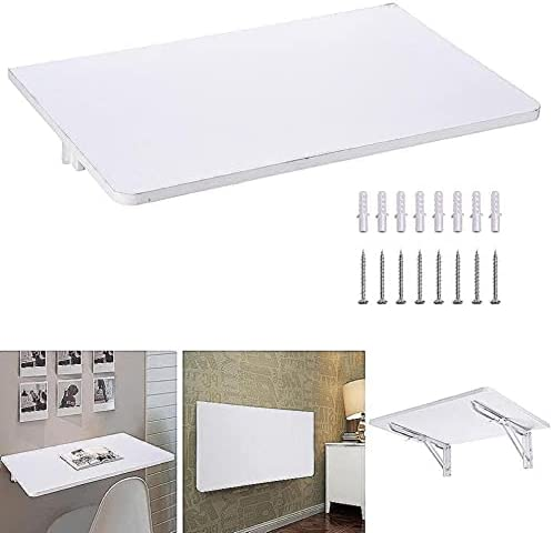 Wall Mounted Floating Folding Writing PC Table Free shipping New Columbus Mall Hom Desk Computer