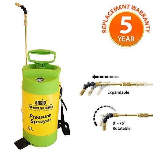 2LPAPS 320x13.4x32 cm Spear /& Jackson LPAPS Pulverizador a presi/ón por acci/ón de Bombeo