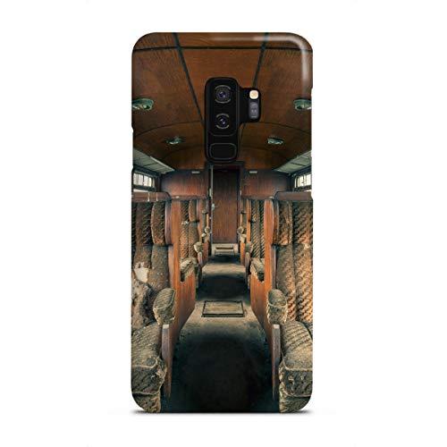 artboxONE Premium-Case Handyhülle für Samsung Galaxy S9 Plus Holzklasse von Michael Schwan