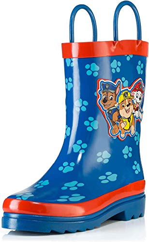 Nintendo Super Mario Rain Boots - Size 13 Little Kid Blue/Red