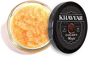 Caviar by Khavyar || Golden Whitefish Caviar (7oz)
