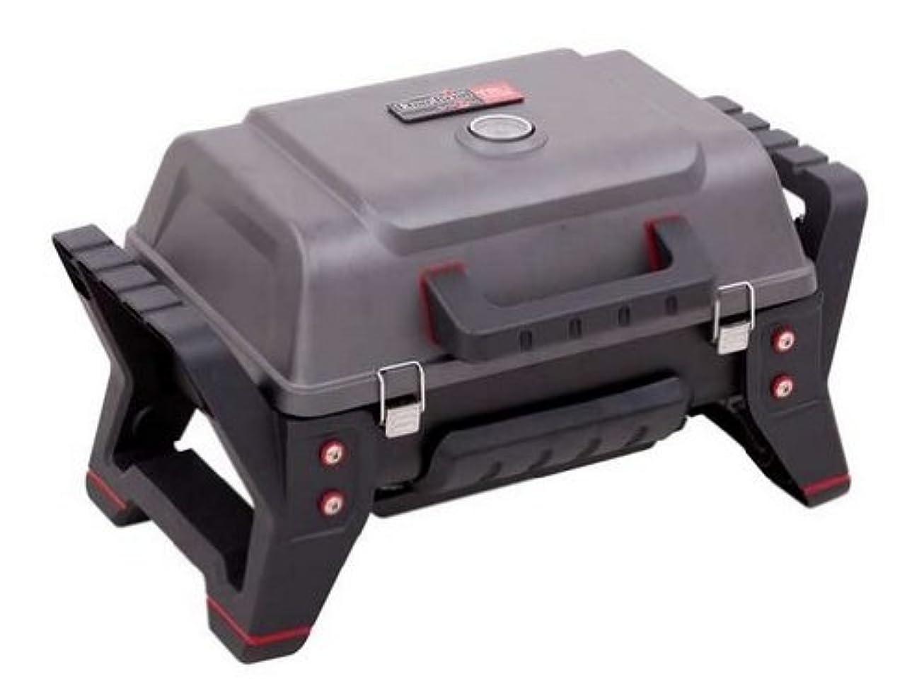Char-Broil Grill2Go X200 Portable TRU-Infrared Liquid Propane Gas Grill thuojxgnxxka2