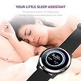 Zoom IMG-1 qka smart watch con diagramma