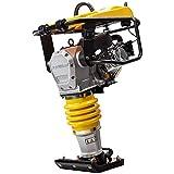DENQBAR Vibrationsstampfer 82 kg Stampfer, Verdichter inkl. Fahrwerk DQ-0286