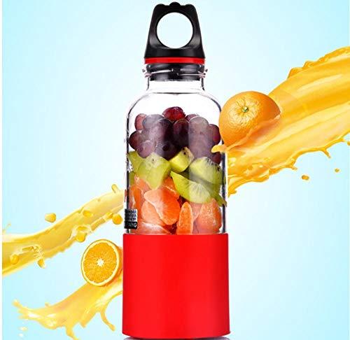 Juicer voor Fruit Draagbare Elektrische USB Opladen Mini Huishoudelijke Blender Fruit Juicing Cup