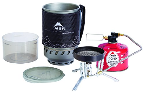 MSR WINDBURNER DUO STOVE SYSTEM(GAS NOT INCLUDED)