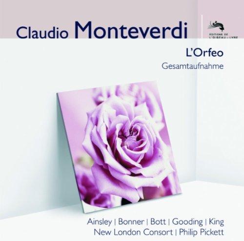 Monteverdi: L'Orfeo - Act 4 - O dolcissimi lumi io pur vi veggio