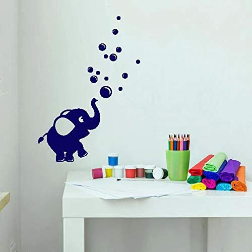 yaonuli baby olifant muurtattoo cartoon blazer vinyl sticker huis decoratie muurschildering