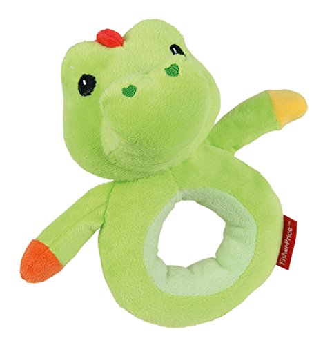 Fisher Price 40930 – Happy People Animaux de préhension Croco