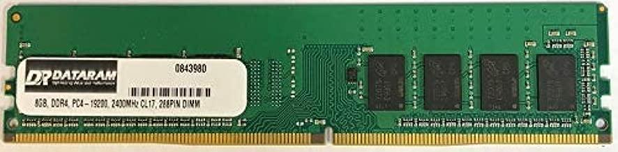 DATARAM 8GB DDR4 PC4-2400 DIMM Memory RAM Compatible with GIGABYTE GA-Z270-GAMING K3