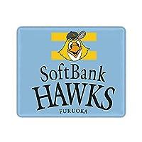 福岡ソフトバンクホークス ゲーミングマウスパッド マウスパッド ゲーミング 大型 キーボードパッド 防水 ズレない
