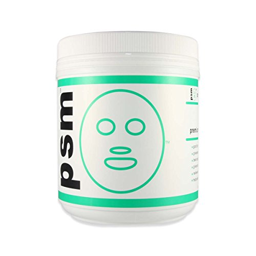 psm ALOE Premium Algae Peel Off Facial Mask Powder for Professional Skin Care 17.6 OZ (1.1LB / 500g)