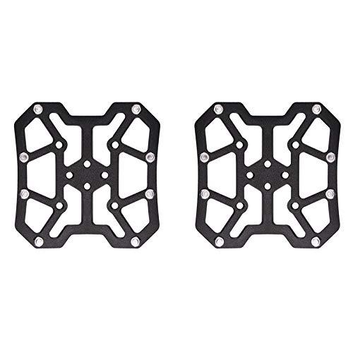 BGGPX Pedal Universal Automáticos for Plataforma adaptadores Grapas/Ajuste for SPD/Ajuste for Shimano/Ajuste for Speedplay Ciclo de la Bici Plataforma Adaptador de Piezas de Bicicleta
