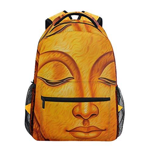 FANTAZIO Mochilas Buddha Mochila escolar Daypack