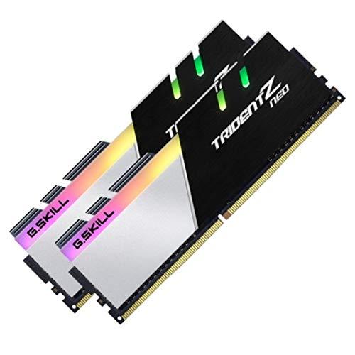 G.Skill Tident Z Neo 32GB DDR4 32Gtzn 3200 CL16 (2 x 16GB)