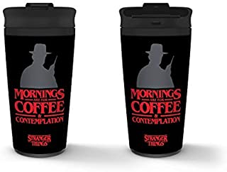 Stranger Things Travel Mug