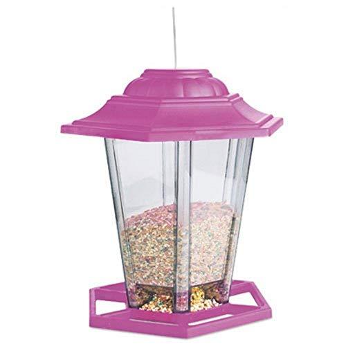 WOODLINK - Mixed Seed Lantern Bird Feeder, 1-1/2 Lb.