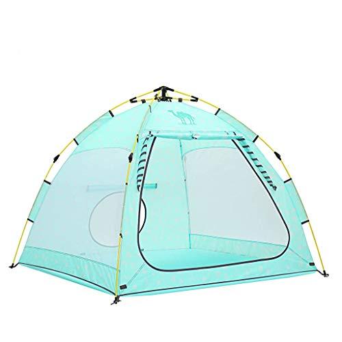 Tent 2-3 Enfants Corde Automatique, Fun House for Enfants, Play House, l'épreuve des moustiques Automatique Respirante for Camping, Plage, Famille, Jardin, Pêche, Pique-Nique