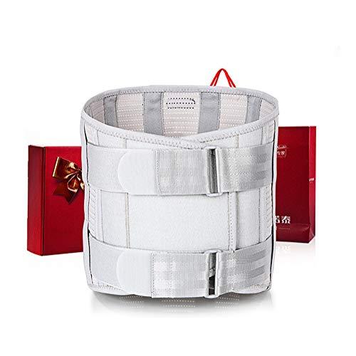 ZFF Respirable Soporte Lumbar Cinturón,Bracket De Trasero Más Bajo Fiebre del Masaje...