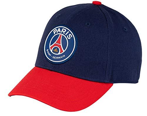 PARIS SAINT GERMAIN Cap für Kinder, offizielle Kollektion, Größe verstellbar