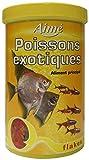 AIME Nourriture Poissons Exotiques, Flocons 1 L pour Aquariophilie