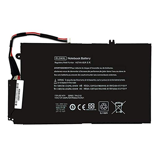 XITAI 14.8V 52Wh EL04XL TPN-C102 HSTNN-IB3R HSTNN-UB3R vervangende laptop batterij voor HP Envy Envy 4 SLEEKBOOK PC 4-1005XX Envy 4 SLEEKBOOK 4-1001TU NB 4-1043CL IB3R 4 MEHRWEG