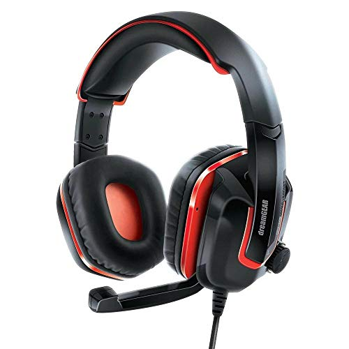 dreamGEAR Grx-440 - Wired Gaming Headset for Nintendo Switch/PS4/PS5/Xbox One/Xbox Series X/S -PC