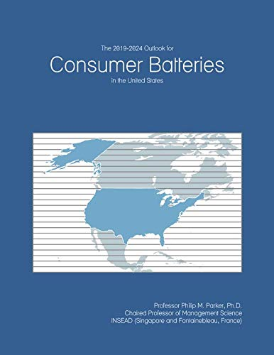 The 2019-2024 Outlook for Consumer Batteries in the United States