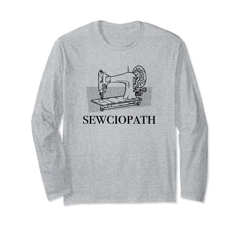 SEWCIOPATH - Meme para máquina de coser Manga Larga